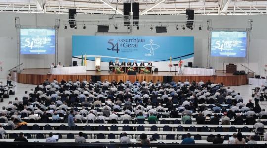 Bispos do Brasil estão reunidos em Aparecida/SP para Assembleia Geral anual
