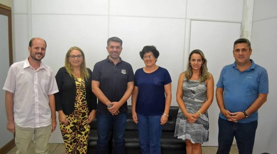 Rede ICM e Prefeitura de Taquari estudam parceria para o Lar São José