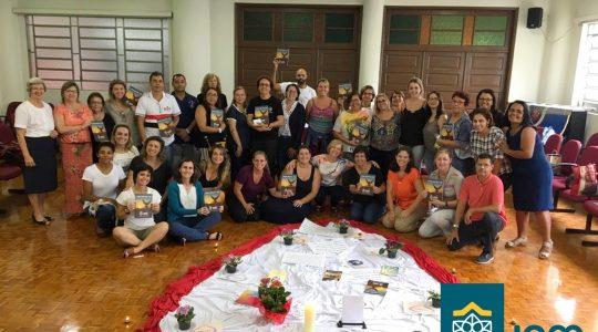 SANTOS/SP: Lançamento do Projeto Educativo no Colégio Coração de Maria