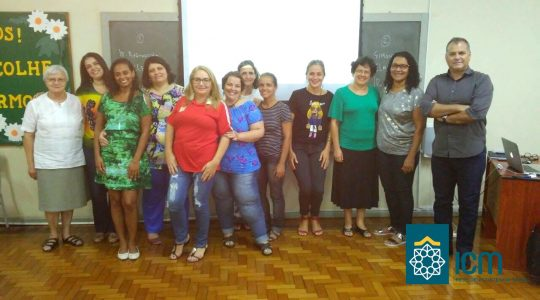 Rio de Janeiro: Instituto Imaculado Coração de Maria realiza Planejamento Estratégico
