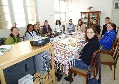 Equipes de Liturgia e Artístico-Cultural definem detalhes para beatificação de Bárbara Maix