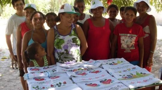 Ação ICM leva formação humana e geração de renda às trabalhadoras rurais no Piauí