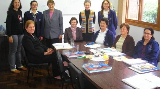 Reunião do Conselho Geral ICM