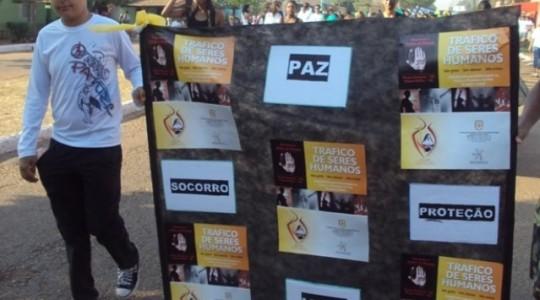 Irmãs articulam Rede de combate a exploração sexual de crianças e adolescentes no Tocantins