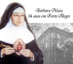 História: Congregação disponibiliza texto: Bárbara Maix 14 anos em Porto Alegre