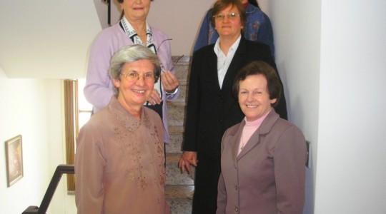 Irmã Gentila Richetti retorna ao Brasil