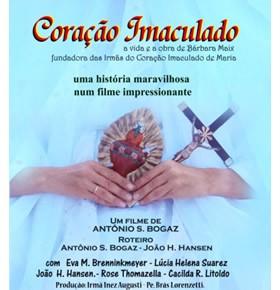 """Lançado o filme """"Coração Imaculado – A vida e obra de Bárbara Maix"""""""