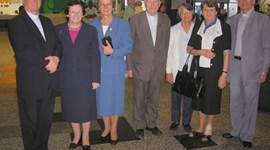 Núncio Apostólico Dom Lorenzo Baldisseri já está em Porto Alegre