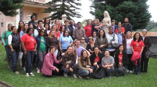 Monumento à Bem-Aventurada Bárbara Maix recebe a visita dos primeiros romeiros