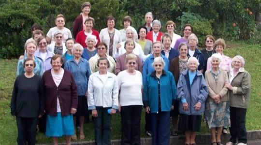 Província de Caxias do Sul realiza assembléia e retiro congregacional