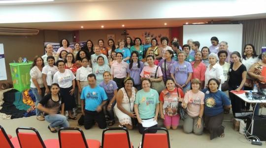 Rede Um Grito Pela Vida planeja ações para 2014 para o regional Manaus e Roraima