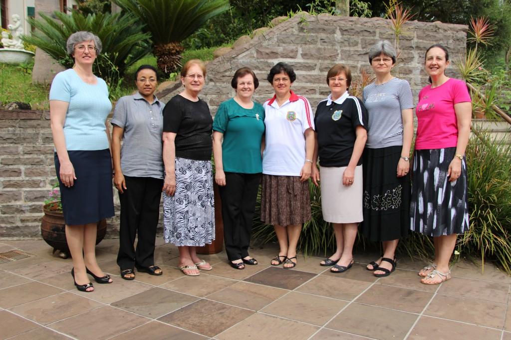 Conselho Geral das Irmãs do Imaculado Coração de Maria