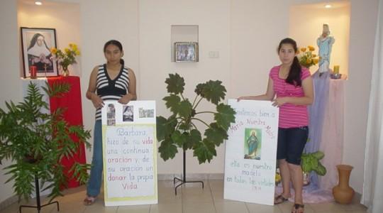 Entrevistas com Jovens Vocacionadas Externas da Bolívia