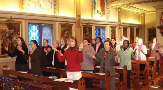 Festa do Imaculado Coração de Maria - 2009