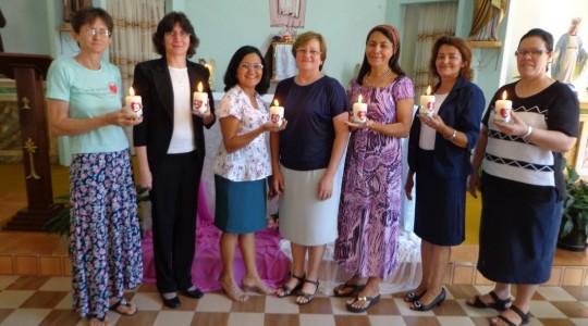 Irmãs celebram 25 anos de Vida Religiosa Consagrada