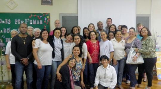 Encontro com os Educadores ICM da Obra Social do Rio de Janeiro