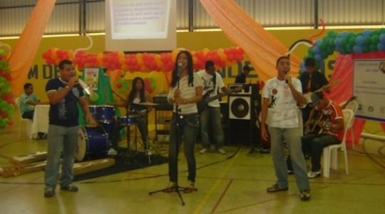 Irmãs promovem festival de música para juventude em Teresina