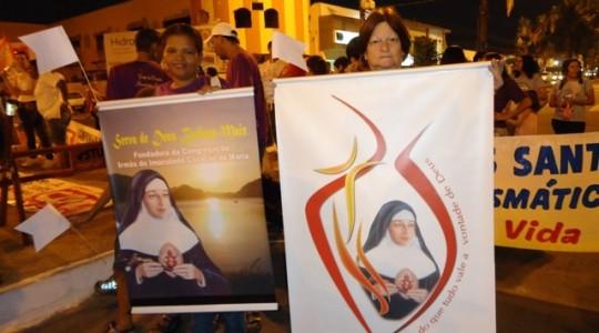 Irmãs divulgam combate ao Tráfico de Seres Humanos em Sinop-MT