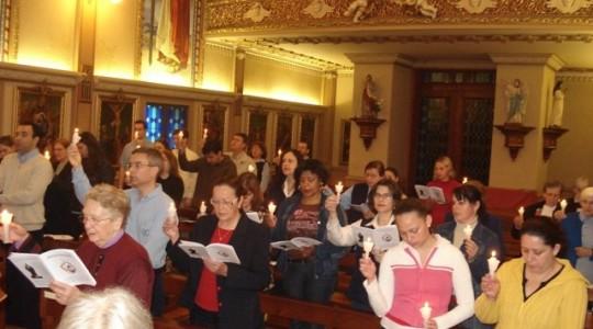 Colaboradores/as participam segundo encontro em preparação a beatificação de Bárbara Maix