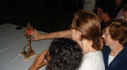 Arquidiocese de Porto Alegre recebe relicário da Bem-Aventurada Bárbara Maix