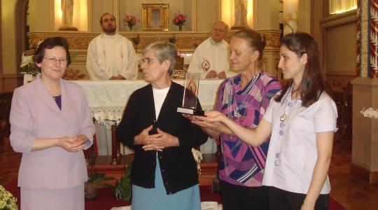Celebração marca o envio de Irmãs para nova comunidade ICM em Manaus