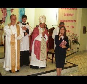 Celebração de Consagração Definitiva da Irmã Fabiana Mânica