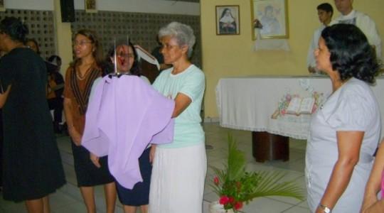 Celebração de Ação de Graças pela Beatificação de Bárbara Maix em Teresina