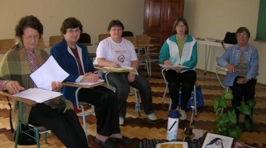 Setor Pastoral da Província de Santa Maria programa ações para 2011