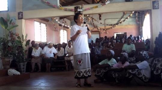 Moçambique: Comunidades celebram a Beatificação de Bárbara Maix