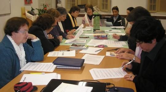 Equipe finaliza elaboração de conteúdo para agenda ICM 2011