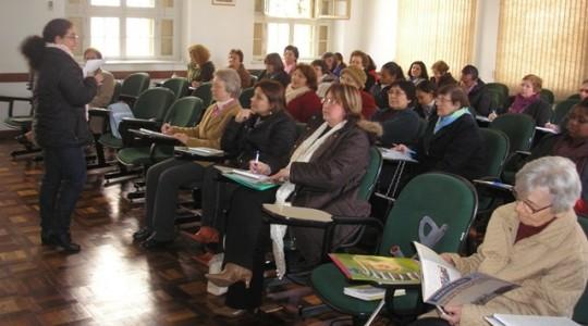 ICM-SEC promoveu encontro sobre lei da assistência social