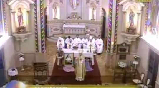 Capela São Rafael é elevada à dignidade de Santuário