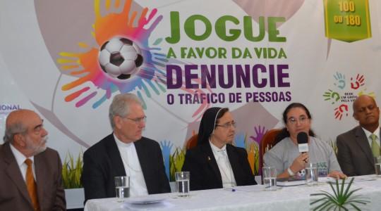 Copa do Mundo: Religiosos/as lança Campanha de prevenção ao Tráfico de Pessoas