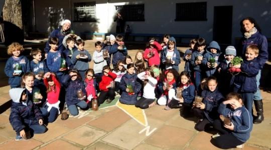Colégio Madre Bárbara: Incentivo à alimentação saudável