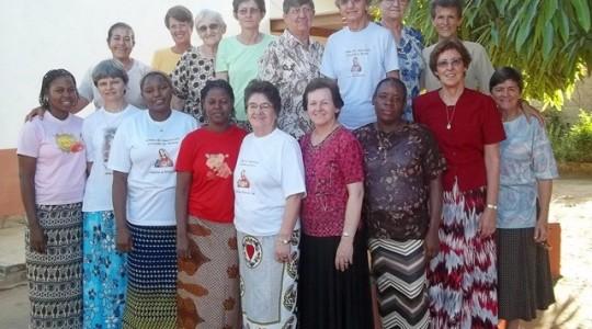 Após viagem à África, Irmã Marlise Hendges retorna ao Brasil
