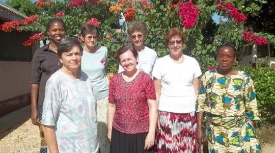 Irmã Miria Kolling: De Nampula para o Brasil