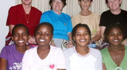 Visita a Moçambique: Irmã Marlise Hendges envia mensagem