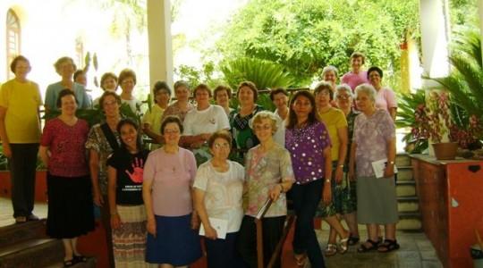 """Retiro Congregacional: Testemunhas fiéis """"de olhos fixos em Jesus"""""""
