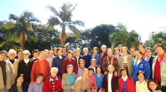 Província de Porto Alegre promove Retiro e Assembléia com Irmãs