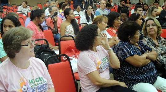 A Rede Um Grito Pela Vida, Regional, Manaus/Roraima realiza Seminário e Lançamento da Campanha Jogue a Favor da Vida