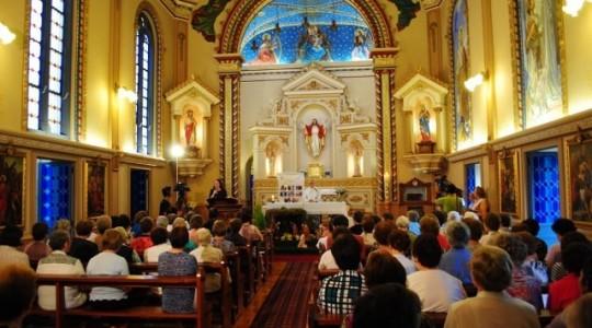 Missa celebra os 100 anos da SEC e os dois meses da Beatificação de Bárbara Maix