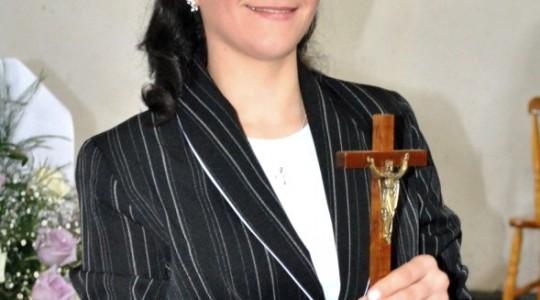 Congregação acolhe a consagração definitiva de Irmã Meridiane Brum