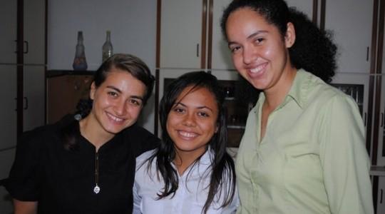 Congregação acolhe novas postulantes em Canoas-RS