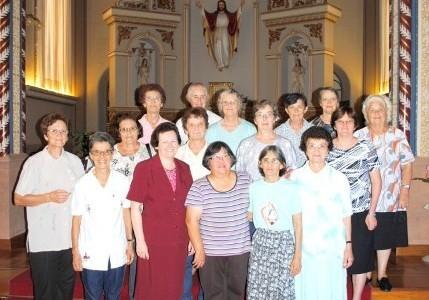 Irmãs participam de encontro de Revitalização Espiritual; grupo visita espaços ICM