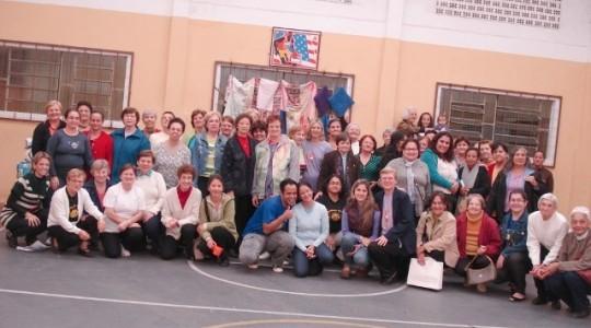 Encontro com Irmãs e agentes da Pastoral e Ação Social da Província de Porto Alegre