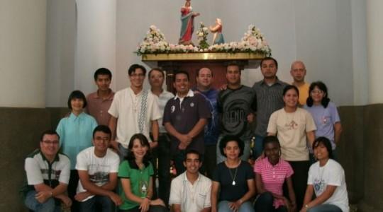 Noviças ICM participam de encontro intercongregacional em Caxias do Sul