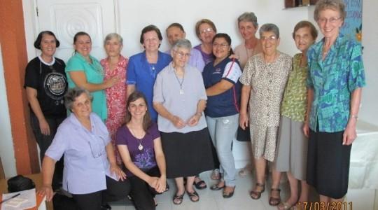 Celebração Eucarística marca fundação da nova Comunidade ICM em Manaus