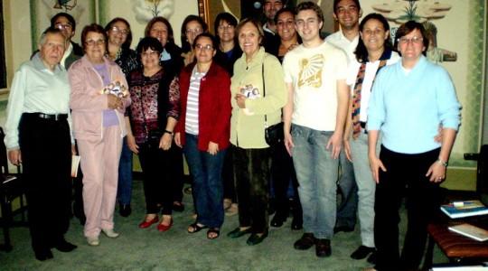 Realizado primeiro encontro de Leigos/as ICM em Porto Alegre/RS