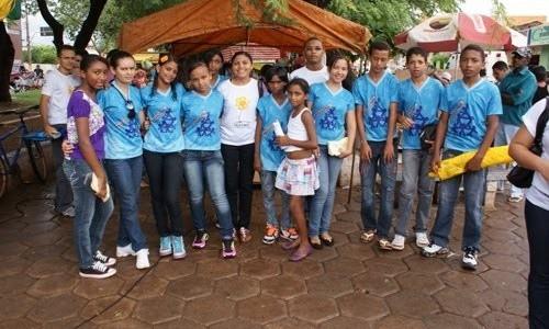 Piauí: Irmãs participam de manifestação contra Exploração Sexual de Crianças e Adolescentes