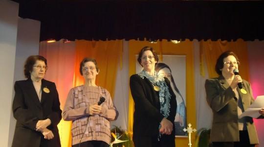 Futura Província Maria Mãe de Deus: O encontro de integração das Irmãs